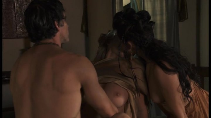 Spartacus MMXII: The Beginning XXX Parody Movie Scene 2 Starring: India Summer Devon Lee Nikki Daniels Length: 19 min