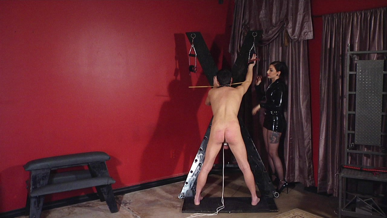 Scene with Jimmy Broadway and Cybill Troy - image 16 out of 20