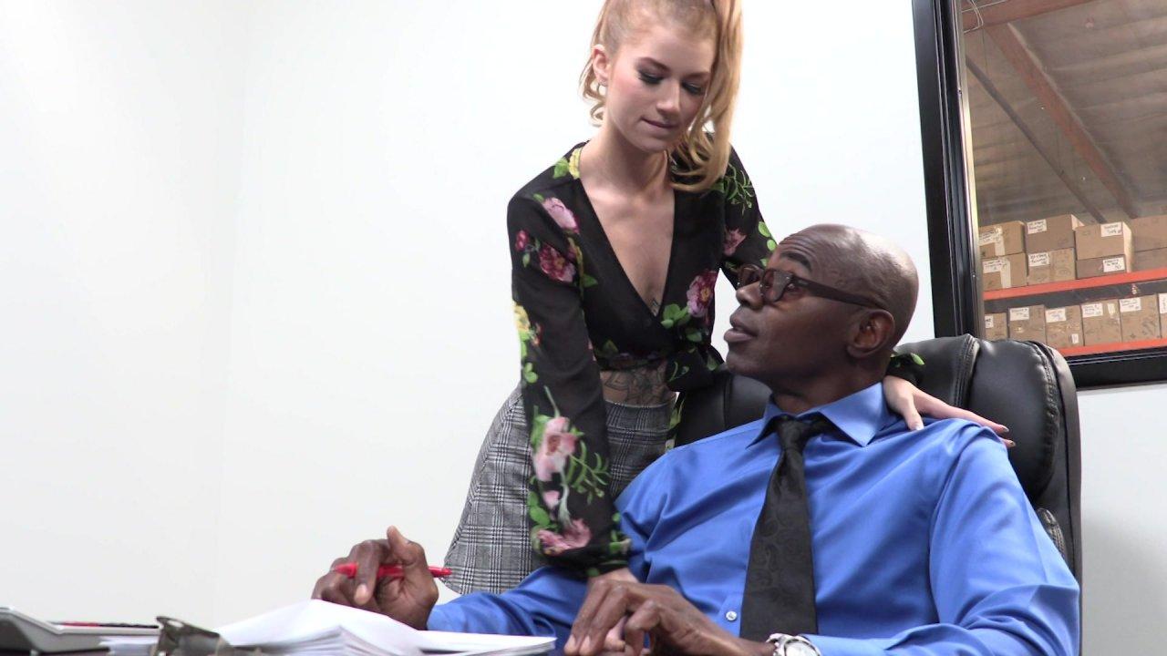 Black office lesbians porn
