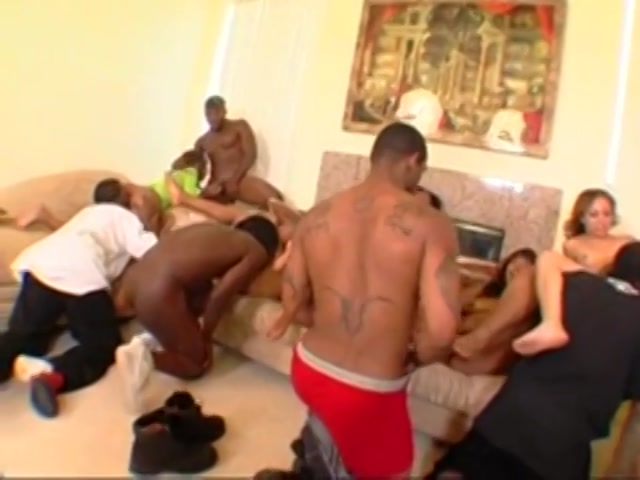 Women naked pillow fight
