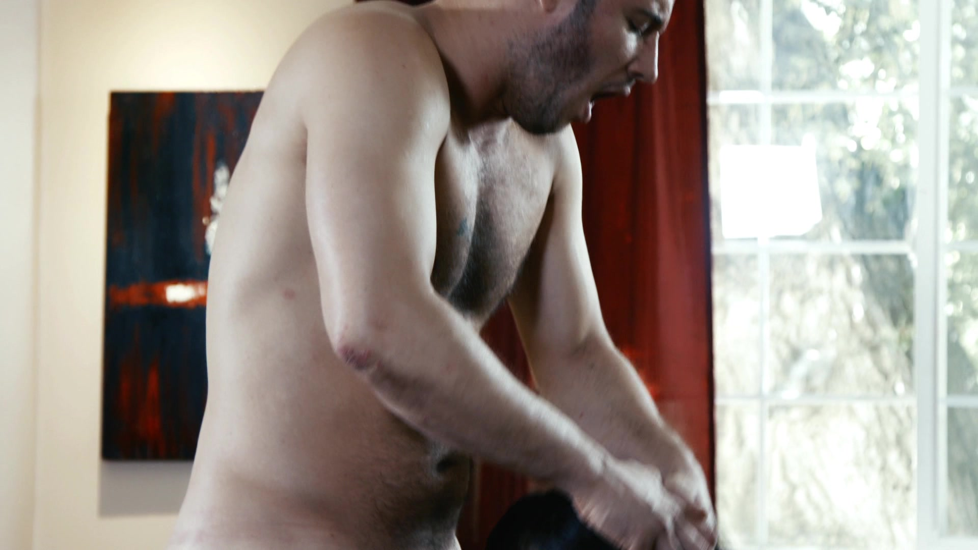 Scene with Danny Mountain and Mercedes Carrera - image 13 out of 20