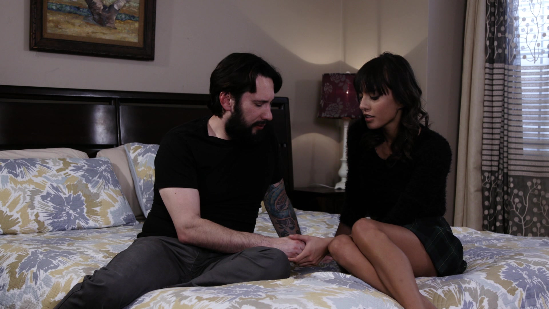 Scene with Tommy Pistol and Janice Griffith - image 1 out of 20