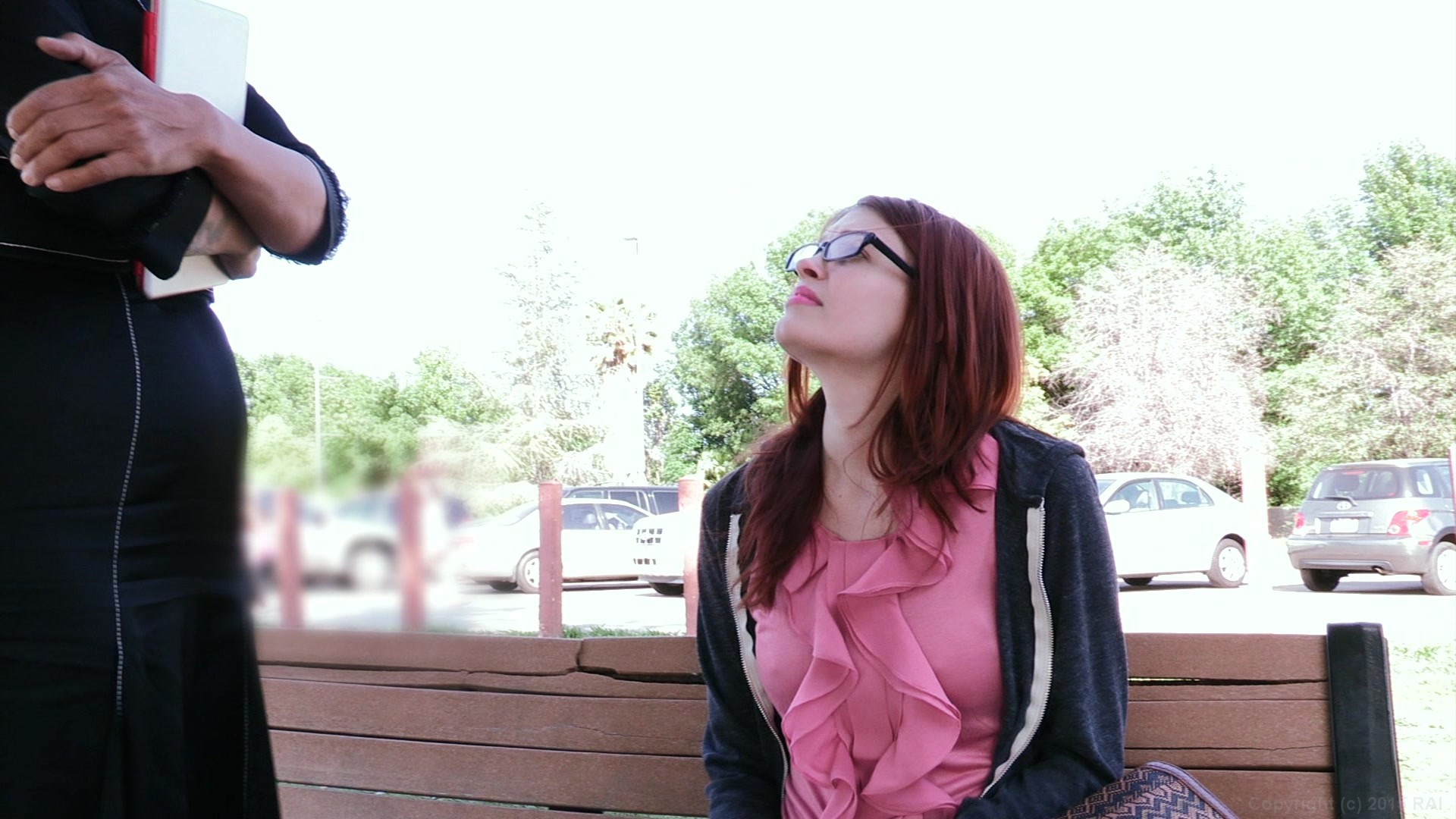Scene with Bree Daniels and Logan Pierce - image 7 out of 20