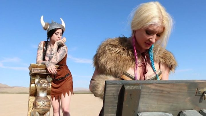 Scene with Leya Falcon and Ophelia Rain - image 2 out of 18