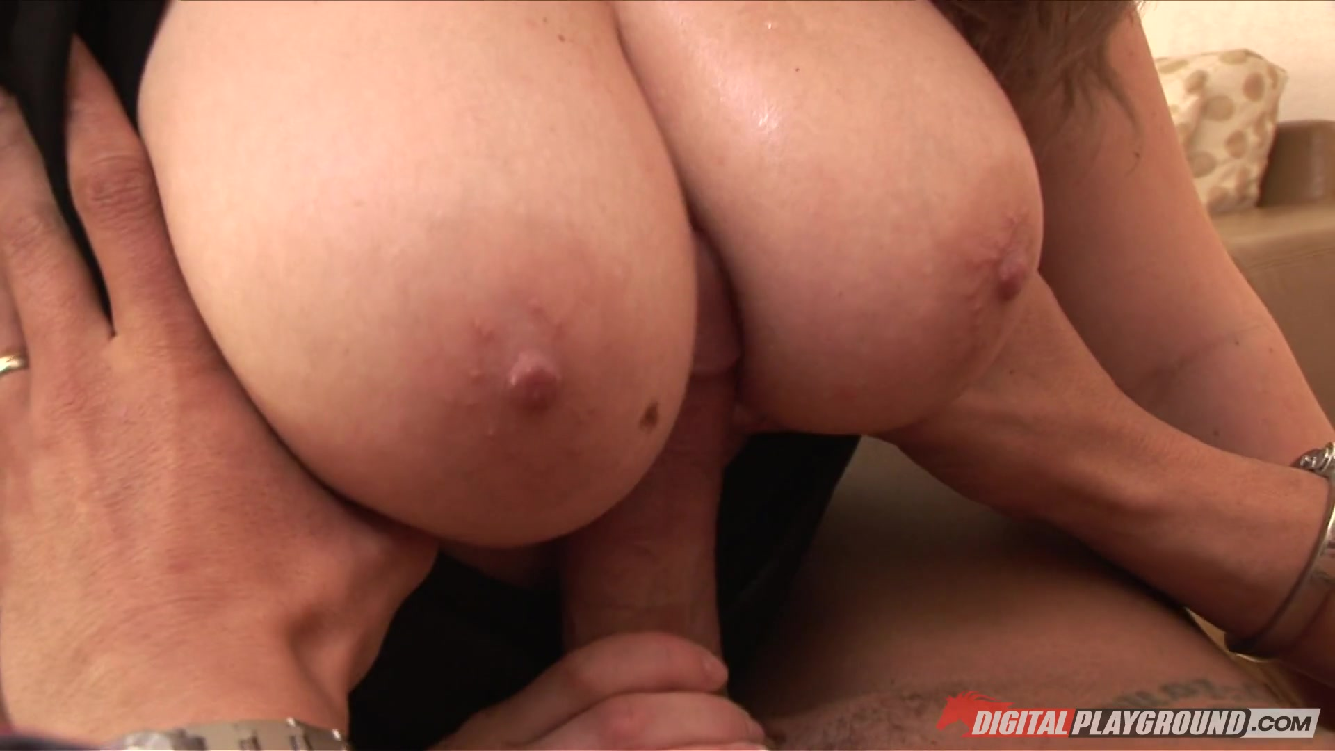 Jacks big tit show