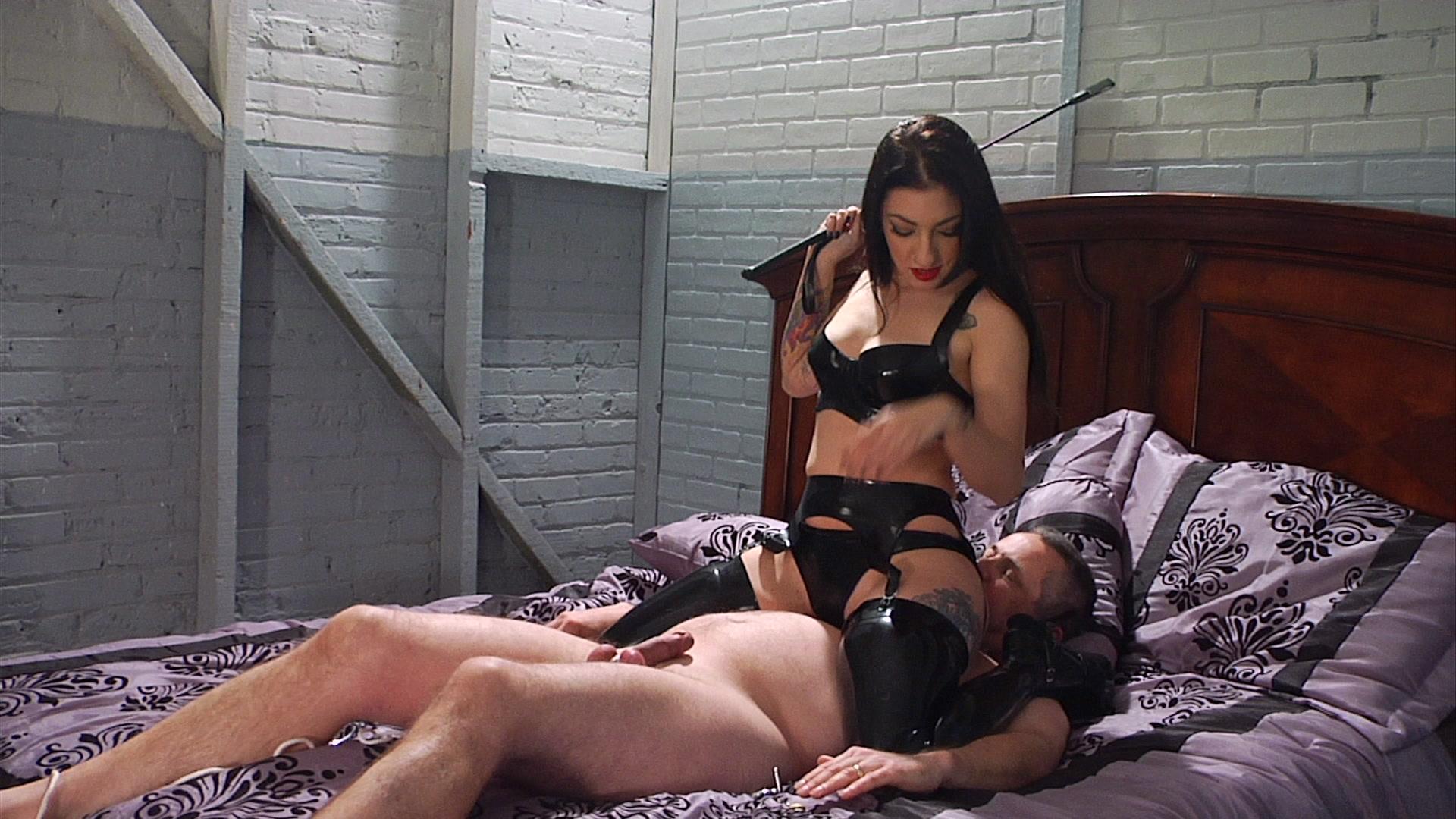 She sexy Bdsm video rental stunning