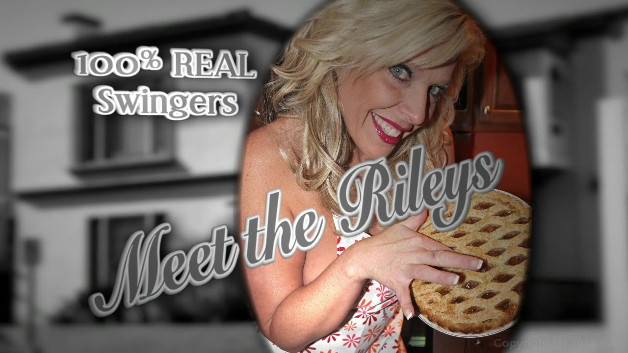 Screen image 1 out of 38 from 100% Real Swingers: Meet The Rileys
