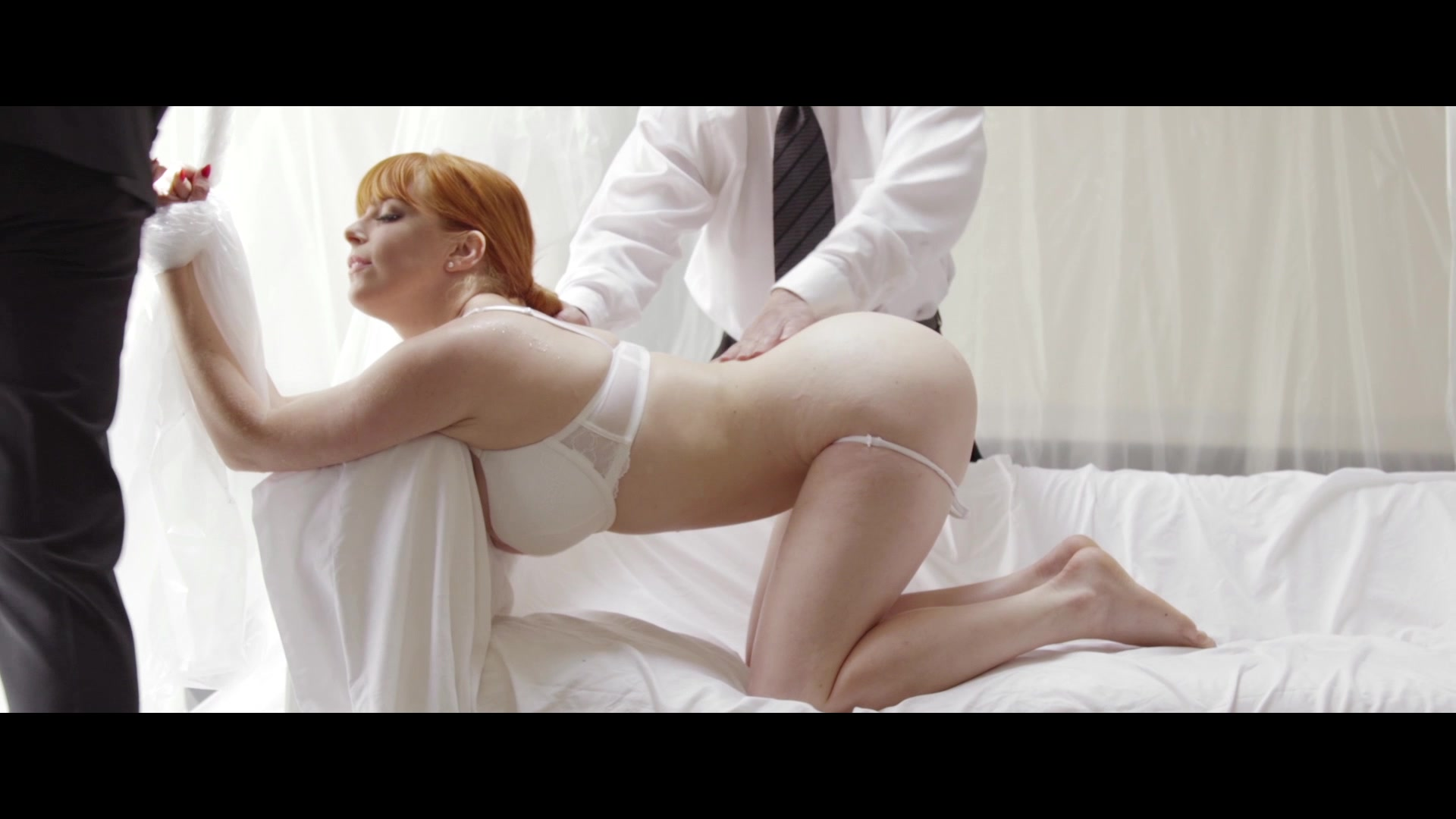 Scene with John Strong, Mick Blue and Penny Pax - image 7 out of 20