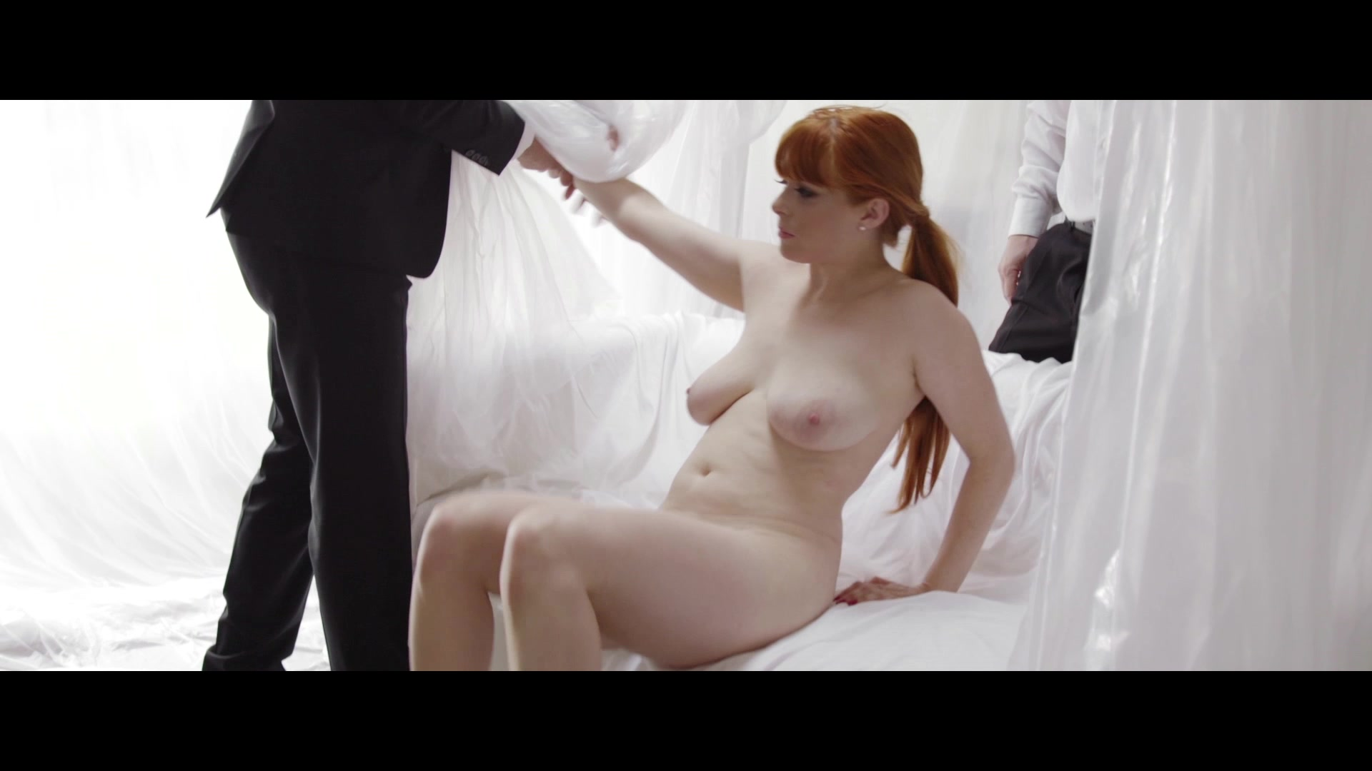 Scene with John Strong, Mick Blue and Penny Pax - image 8 out of 20