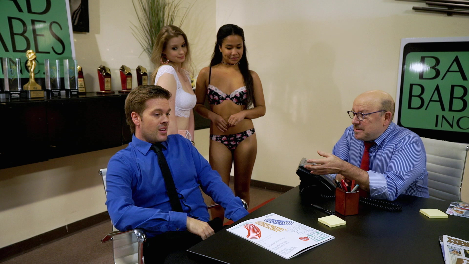 Scene with Sunny Lane, Loni Legend and Zelda Morrison - image 6 out of 14