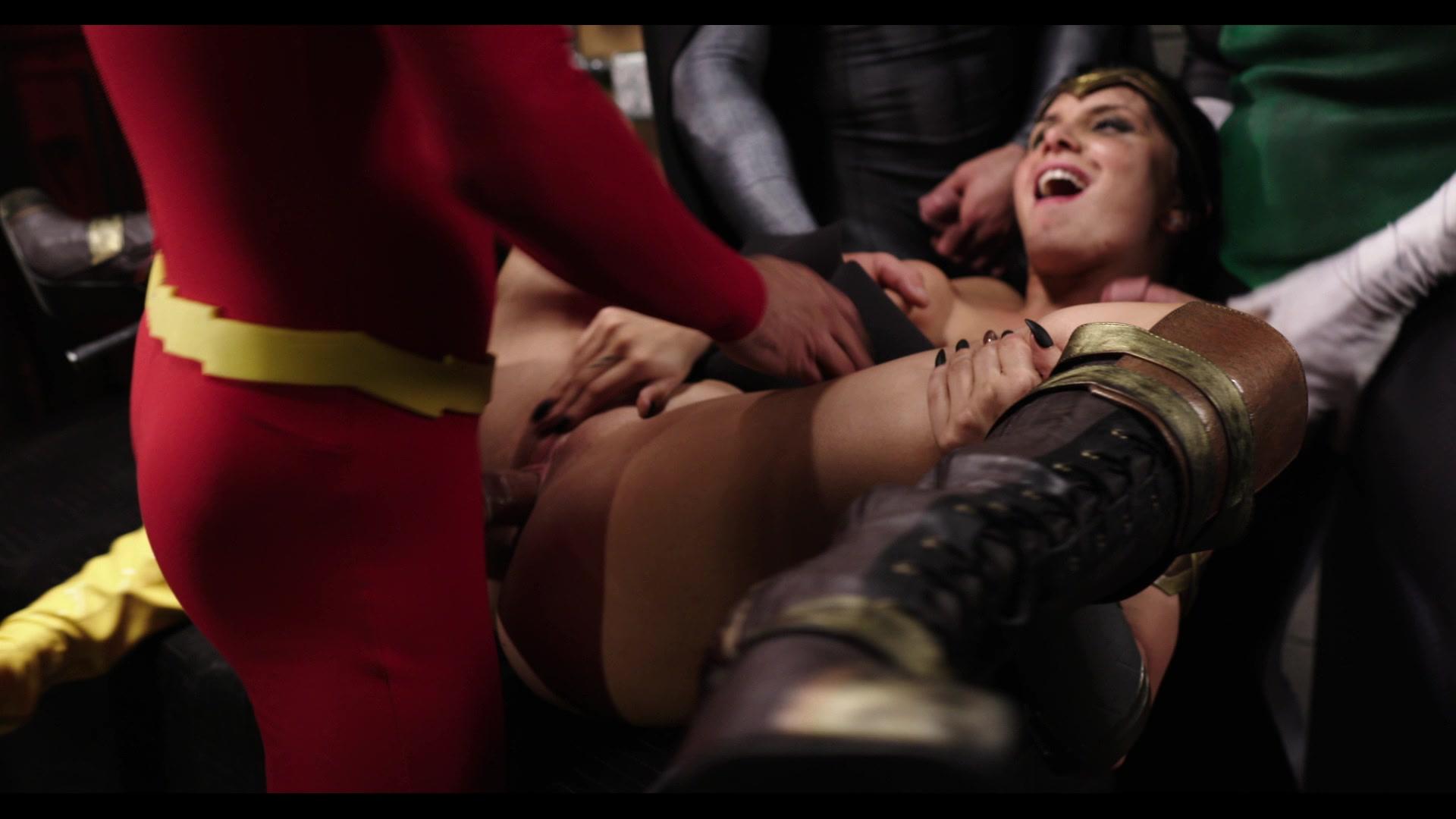 Scene with Xander Corvus, Tyler Nixon and Romi Rain - image 17 out of 20
