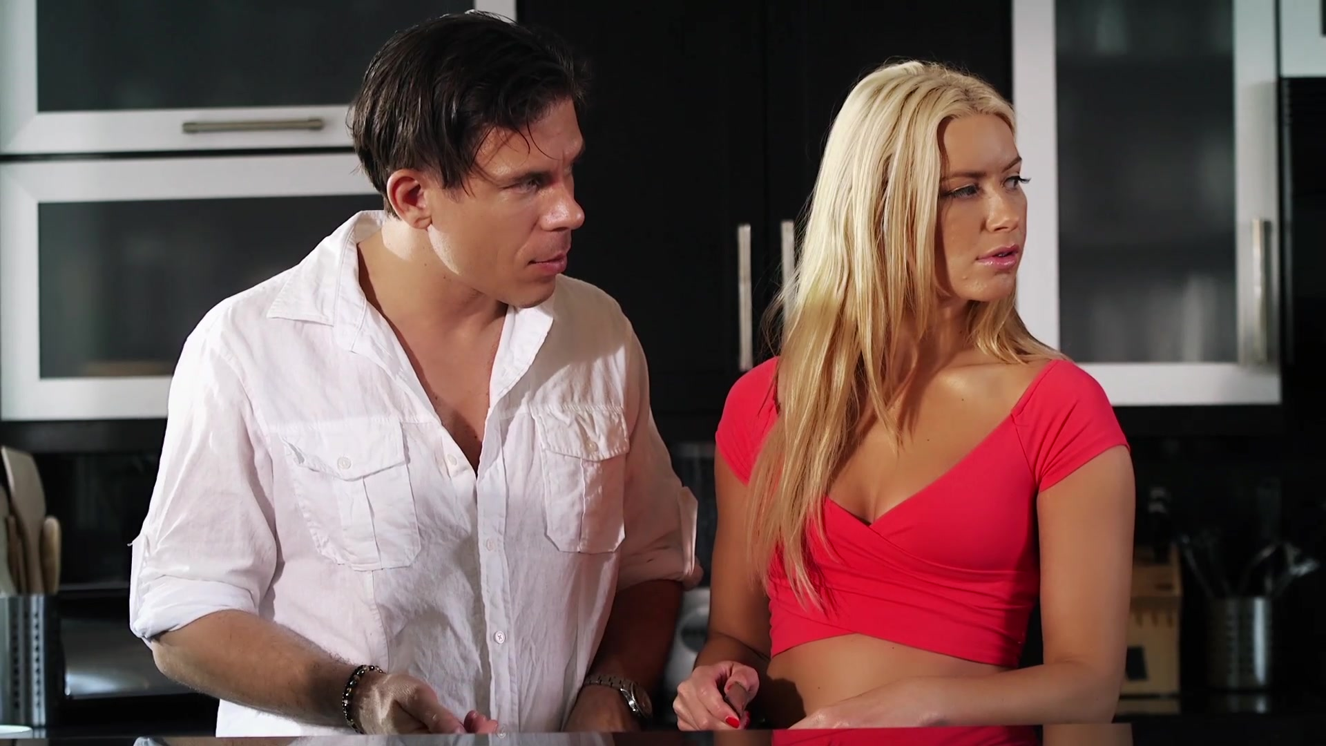Scene with Mick Blue, Anikka Albrite and Sara Luvv - image 1 out of 20