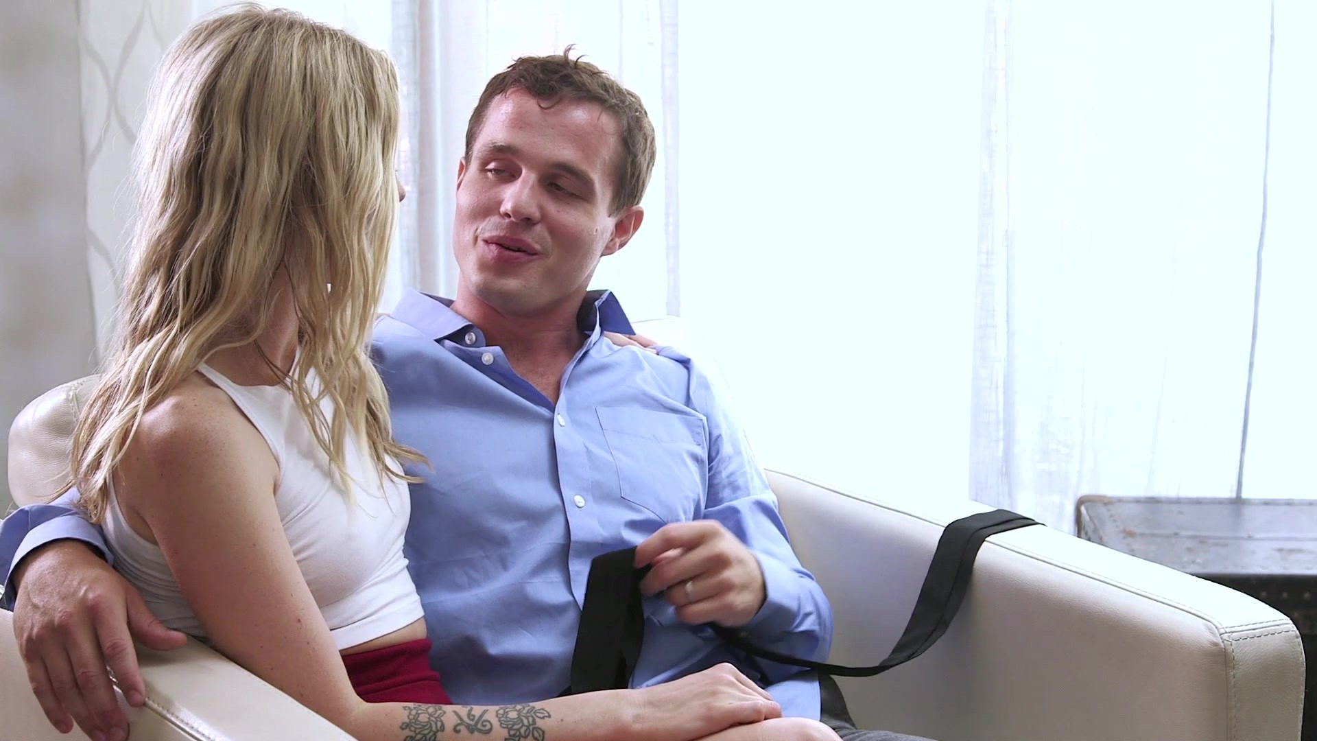 Scene with Toni Ribas and Karla Kush - image 3 out of 20