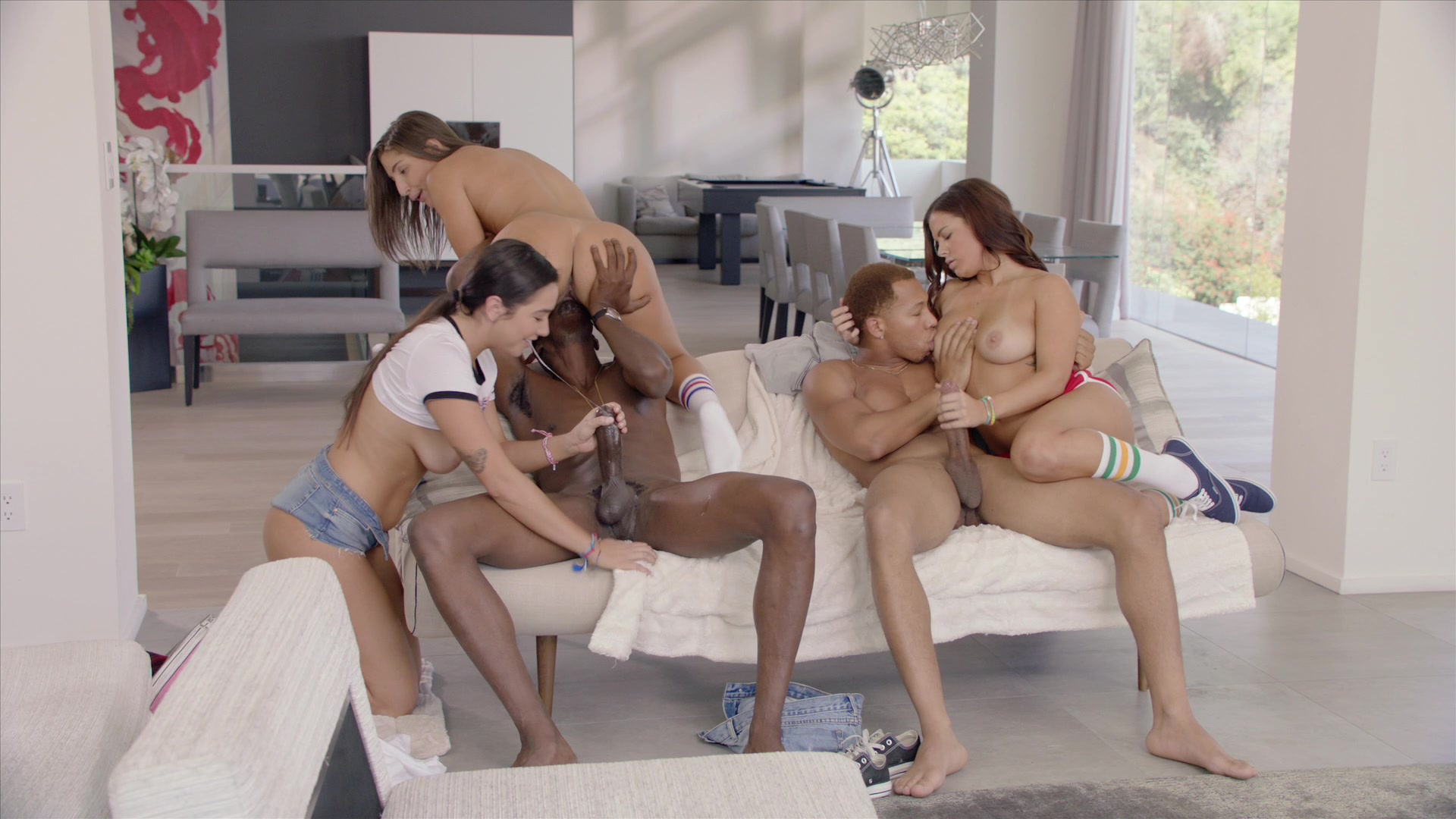 Scene with Keisha Grey, Abella Danger and Karlee Grey - image 8 out of 20
