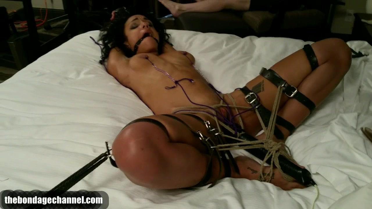 Bondage adult video