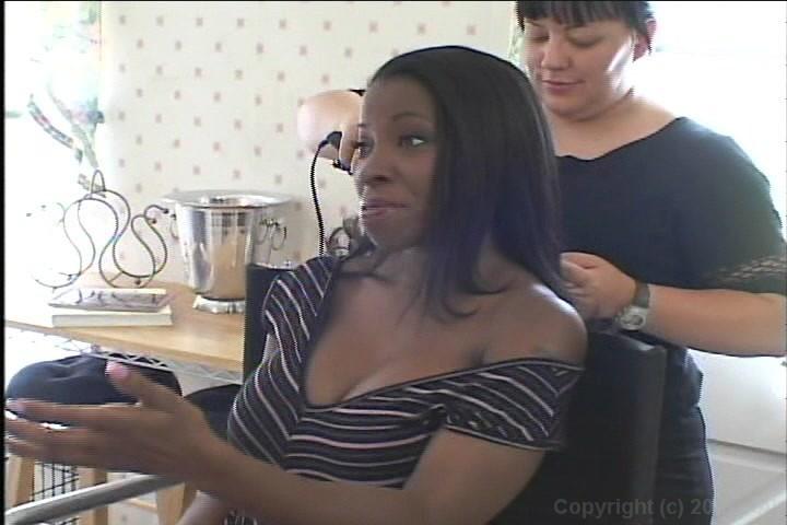 Black Mommy Gangbang 90
