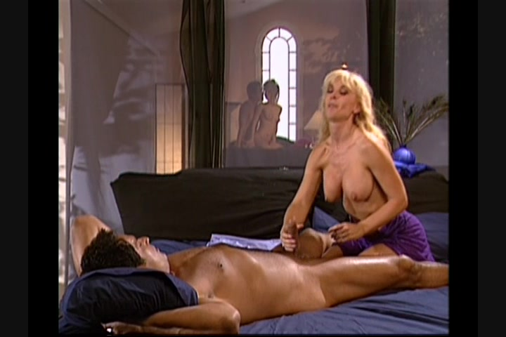 Making Love To A Cougar