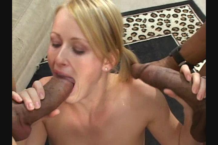 Her frist big cock