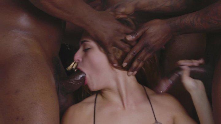 Vid yiu xxx interracial gangbang trailers anal