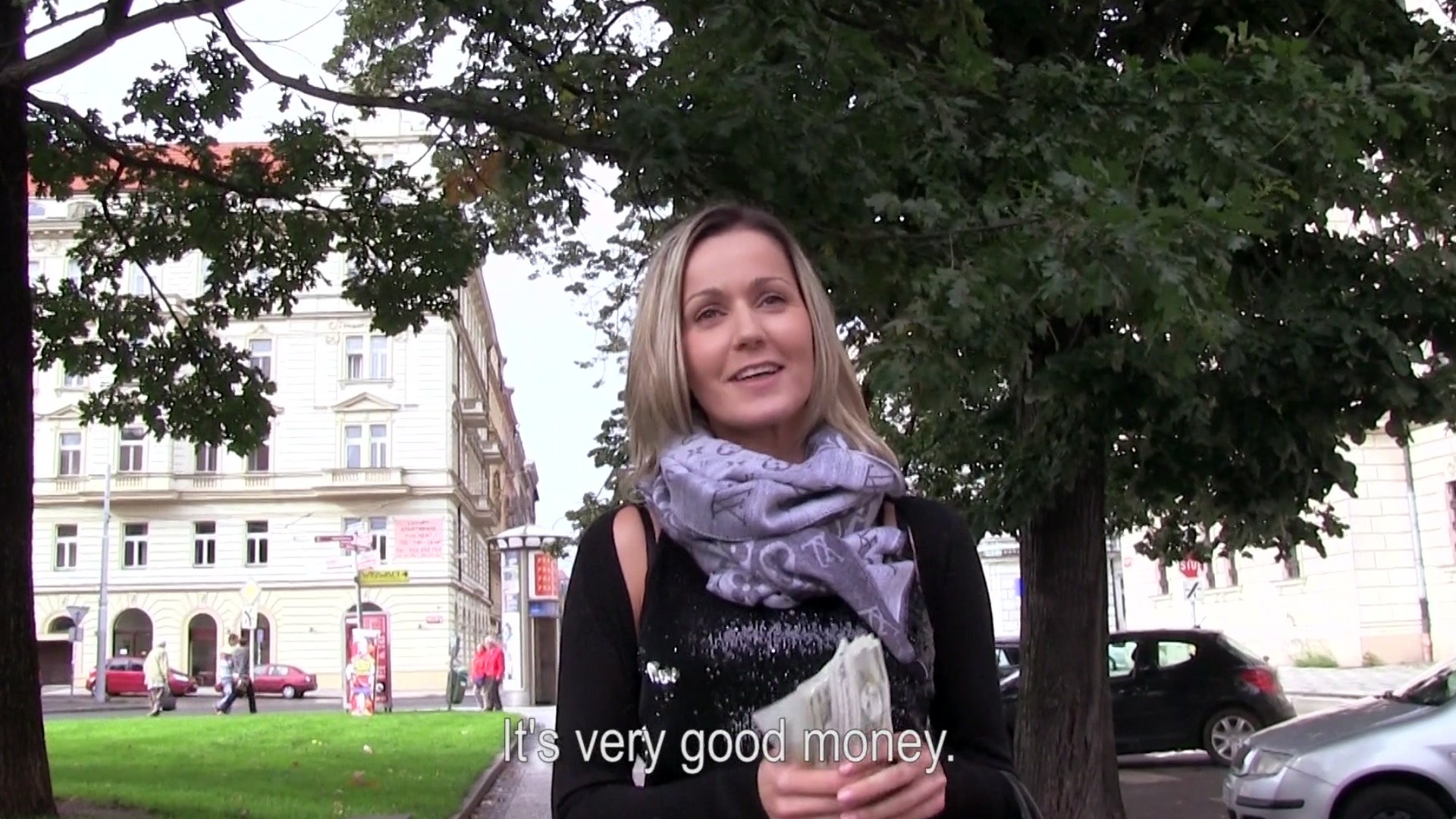 Boning off the beaten path video starring blanka grain 10