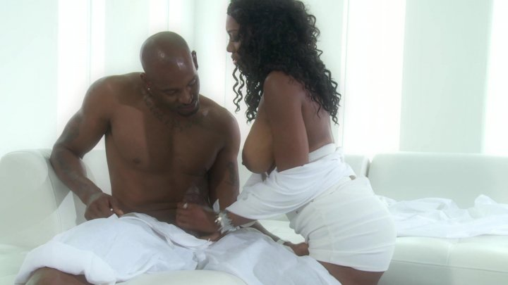 Scene with Nyomi Banxxx and Flash Brown - image 15 out of 20