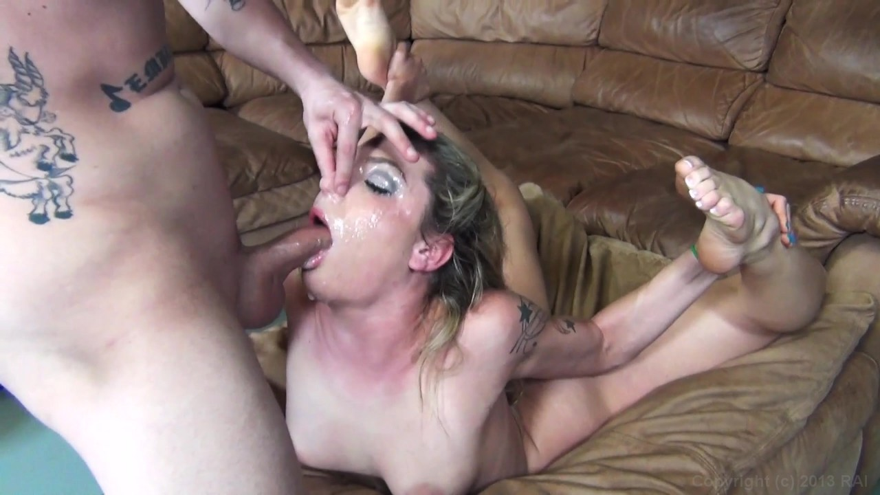 25 minute sloppy head from asian n swallow 5