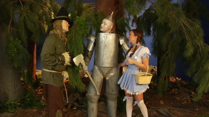 Wizard of oz vintage porn would