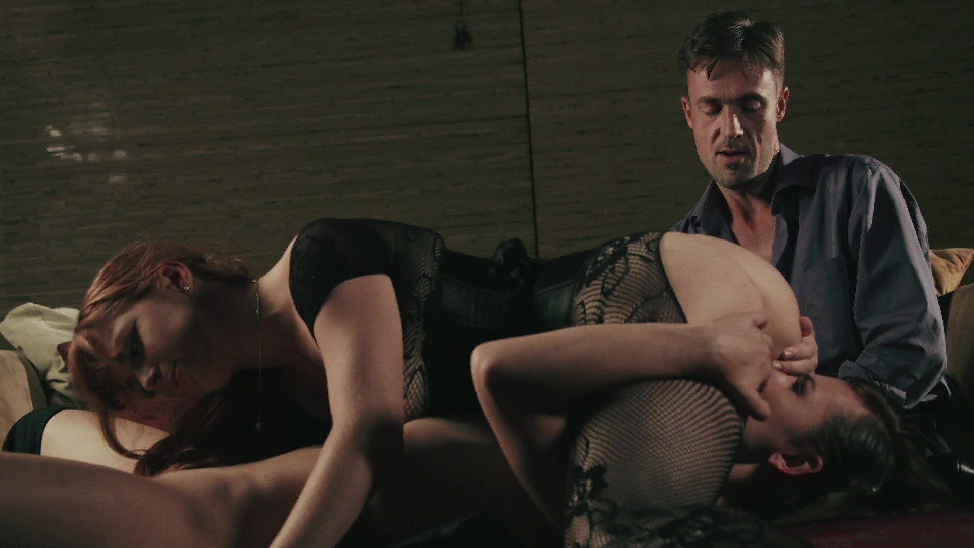 Scene with Richie Calhoun, Penny Pax and Aidra Fox - image 7 out of 20