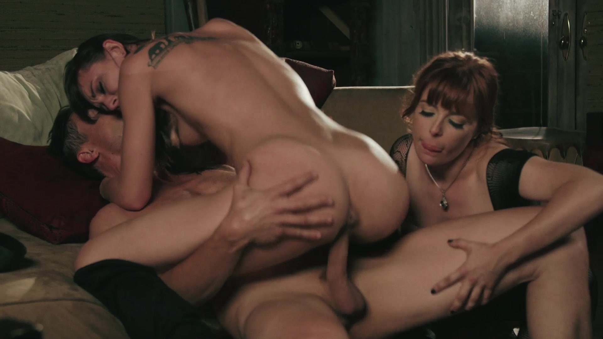 Scene with Richie Calhoun, Penny Pax and Aidra Fox - image 19 out of 20