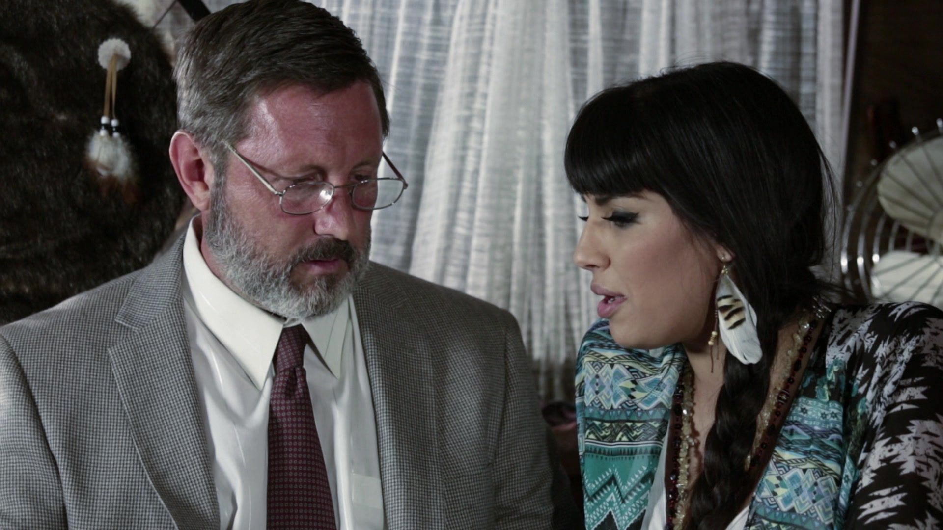 Scene with Brad Armstrong and Mercedes Carrera - image 3 out of 20
