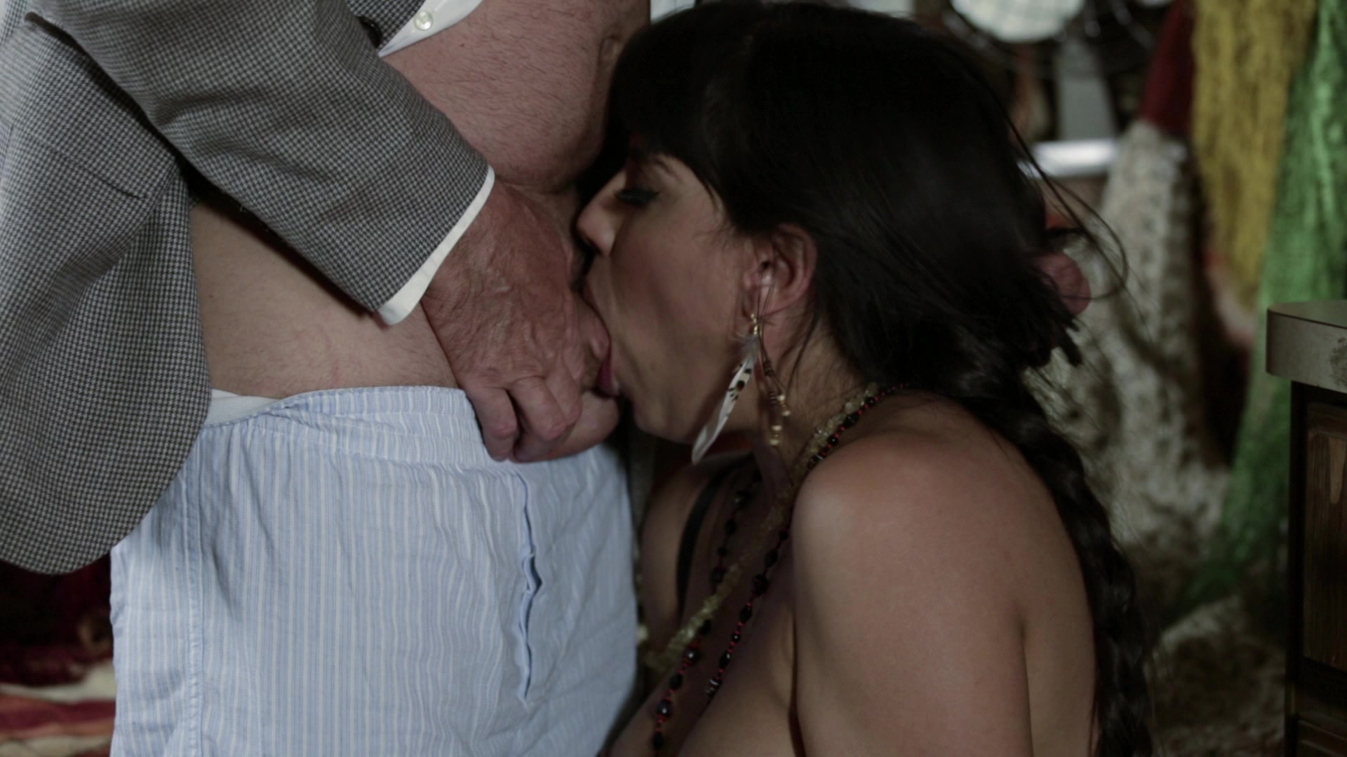 Scene with Brad Armstrong and Mercedes Carrera - image 14 out of 20