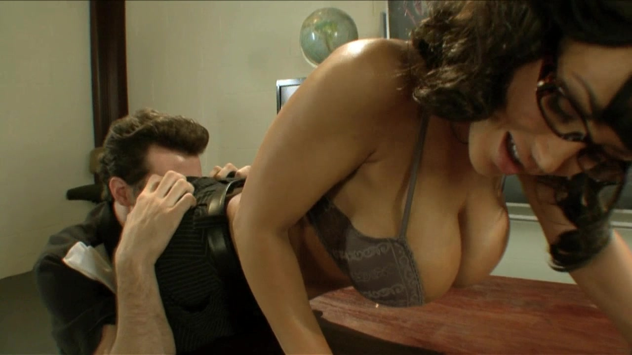 Scene with Lisa Ann and James Deen - image 2 out of 20