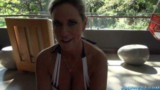 Jodi West - Bikini Blowjob