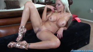 Jodi West - Nina Wants to Play
