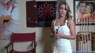 Jodi West - Jerk Off Instruction with Zoey Taylor