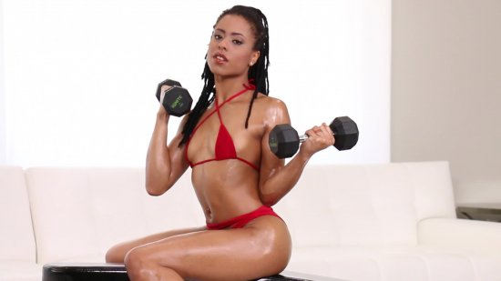 Hard Bodies 3 featuring Kira Noir