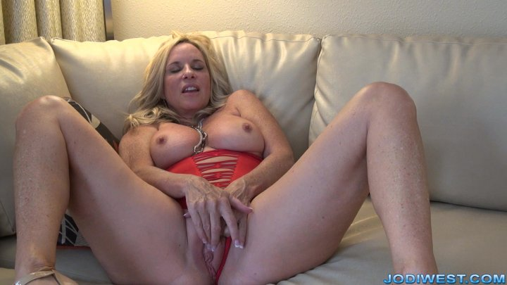 Jodi West - Countdown to cum image.