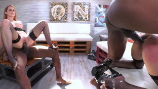 Streaming porn video still #5 from Rocco's Black Brothers