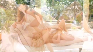 Streaming porn video still #8 from Perfect Gonzo's Sapphic Erotica 6