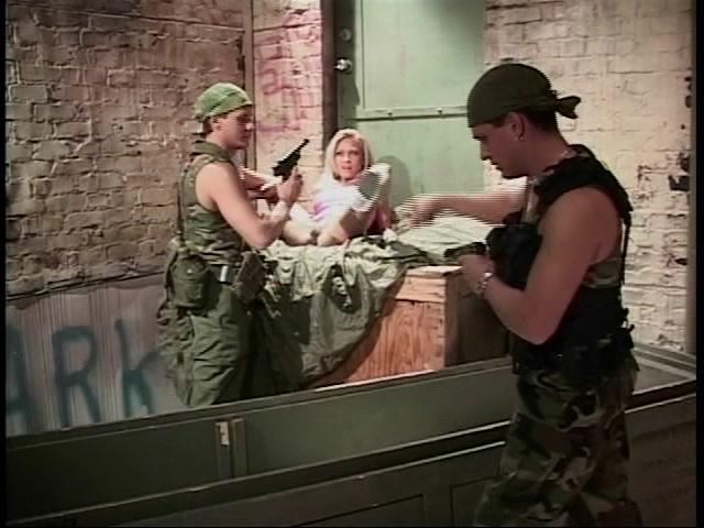 DP Virgins #8 - DP Commandos - D. P. Double Penetration DVDS.