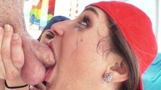Streaming porn video still #7 from Riley Reid Is Evil