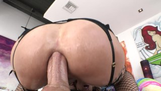 Streaming porn video still #6 from Ready For Anal #4