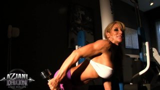 Streaming porn video still #2 from Aziani's Iron Girls 6