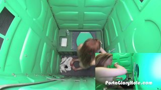 Streaming porn video still #2 from Real Public Glory Holes 8