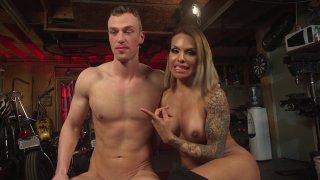 Streaming porn video still #6 from TS Seduction Vol. 8