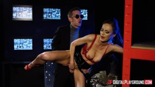 Streaming porn video still #8 from Girls With Guns
