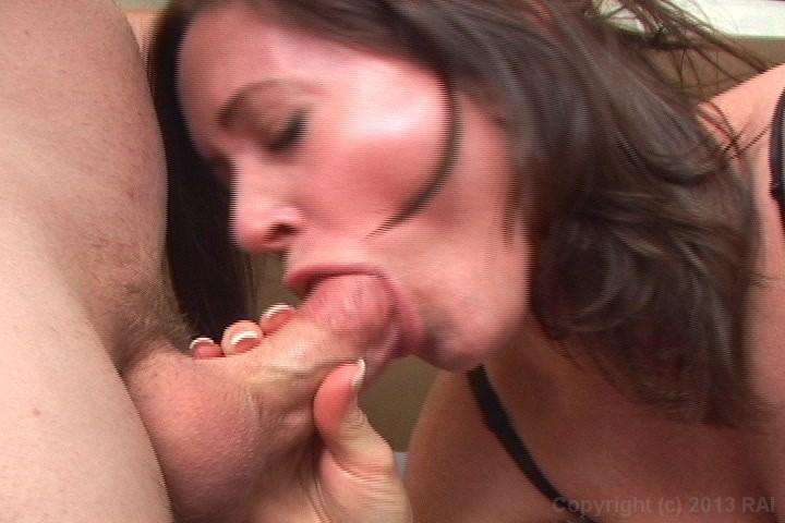 Mature throat gaggers