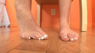 Streaming porn video still #1 from Foot Fetish Daily Vol. 19
