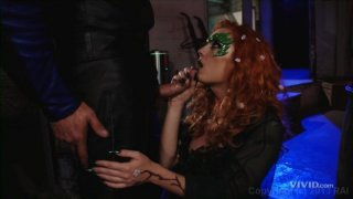 Streaming porn video still #3 from Dark Knight XXX: A Porn Parody, The