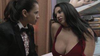 Streaming porn video still #1 from Lesbian Psychodramas Vol. 25: Messed Up!